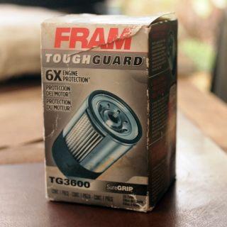 Fram Tough Guard TG3600 Oil Filter Fits PH3600 PFL400A FL400 A