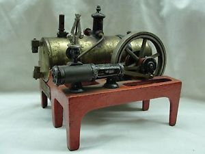 Antique Weeden Mfg Co Toy Steam Engine 647 Old Cast Iron New Bedford MA
