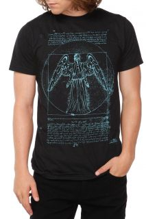Doctor Who Weeping Angel T Shirt