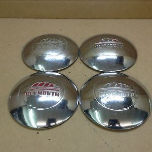 1947 to 1948 Plymouth Car Hubcaps