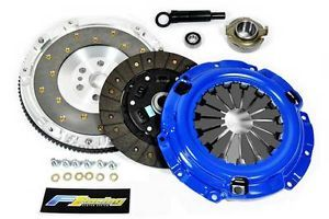 F1 Stage 2 Clutch Kit Aluminum Flywheel Ford Probe Mazda MX 6 626 Protege 2 0L