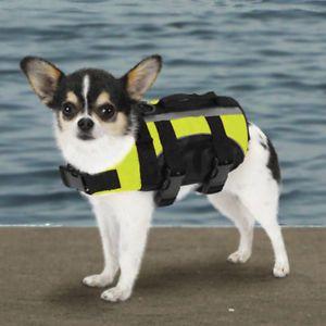 XX SM Chihuahua Yorkie Toy Poodle Dog Life Jacket Vest