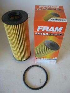 "Chrysler Dodge Jeep RAM VW V6 3 6 3 6L Fram CH10955 Oil Filter ""Made in USA"""
