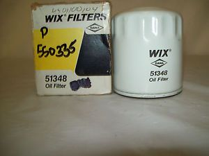 WIX Oil Filter 51348 Fram PH7575 CarQuest 85348 Donalson