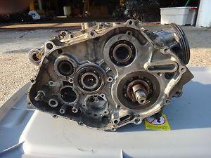 Raptor 660 660R Engine Motor Cases Crankcase Block