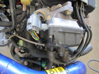 JDM B18C Turbo Engine with 5 Speed LSD Transmission B18C GSR Turbo JDM Engine
