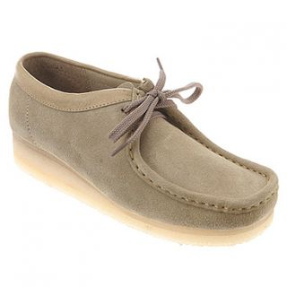 Clarks Wallabee  Women's   Sand Suede