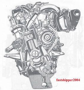 Daewoo Ssangyong Musso Shop Service Manual OM661 OM662 Diesel Engine OM Petrol