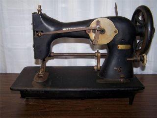 Vintage Singer Sewing Machine Model