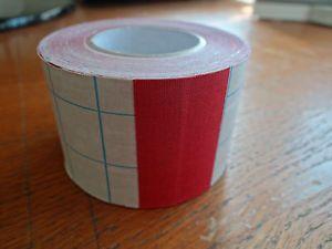 Filmoplast T Red 1M Book Spine Repair Tape Self Adhesive Bookbinding Cloth