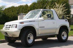 """Suzuki Sidekick Samurai Chevy Tracker Body Lift 3"""""""
