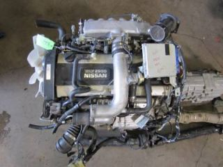 JDM Nissan Skyline RB25DET Series 1 Engine Manual Transmission RB25 r33 s14 GTS