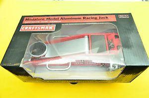 Craftsman Racing Miniature Aluminum Floor Jack 50151