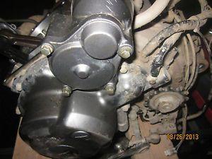02 Yamaha Raptor 660 Complete Bottom End Engine Motor Transmission 01 03 04 05