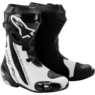Alpinestars 2012 Supertech R Motorcycle motorbike Racing Moto GP Sports Boots