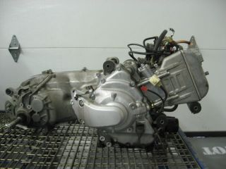 2002 Honda Silver Wing 600 Motor Engine