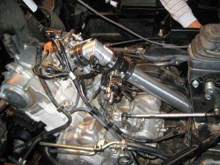 Yamaha Rhino Turbo Kit supercharger 2006 10 700cc EFI