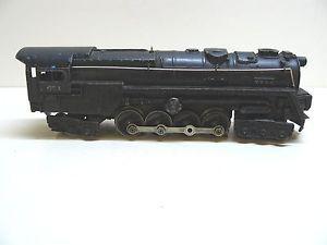1940's Lionel 671 S2 Steam Turbine Engine Tender Locomotive Train