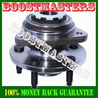 Ford Mazda Front Wheel Hub Bearing with Auto Locking Hubs 5 Lug