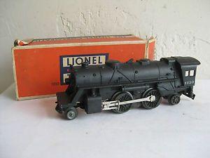 Vtg 1940's Lionel Train O Scale 1110 Steam Locomotive Engine Unused w Box
