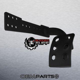Rugged Tuff Jeep JK Wrangler Unlimited Dead Pedal Left Side Foot Rest Kick Panel