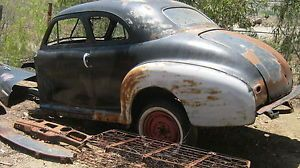 1947 1948 Chevy Coupe Parts Car