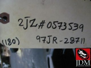 Toyota Aristo Supra Twin Turbo vvti Engine Transmission Wiring JDM 2JZGTE 2jz