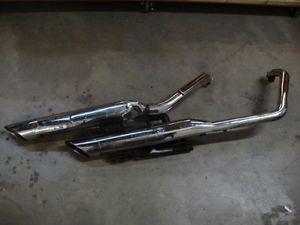 04 2004 Honda VTX1300 VTX 1300 Exhaust Mufflers E6A