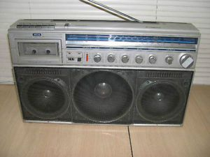 Philips boombox on popscreen - Phillips ghetto blaster ...
