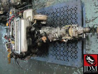 96 97 Subaru Impreza WRX STI GC8 2 0L Turbo Engine Transmission ECU JDM EJ20K