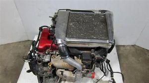 JDM Nissan Pulsar Gtir Engine Swap SR20DET Turbo SR20DE N14 GTI R sr20 Swap Ser