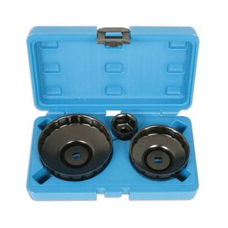 Laser 4426 Oil Filters Oil Filter Wrench Set Renault Tool Garage Auto