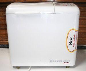 welbilt bread machine abm6000 manual