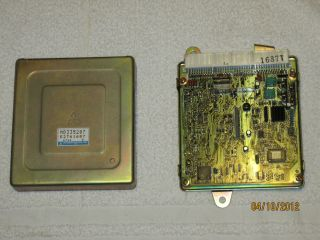 1995 96 Mitsubishi Eclipse Eagletalon Turbo ECU ECM Engine Computer MD335287