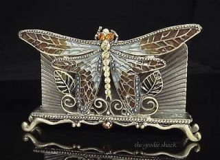 Carolina hurricanes nhl desktop business card holder bejeweled dragonfly desktop business card holder stand reheart Gallery