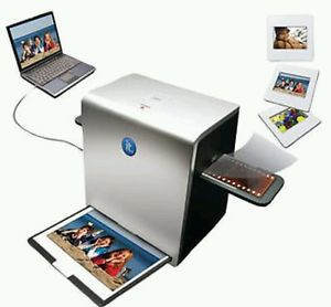 Innovative Technology Film Slide Photo Business Cards Scanner Converter New 893811002543