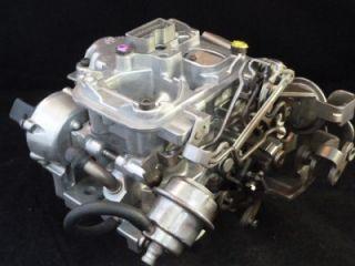 Chevy GMC Pontiac Rochester Varajet Carburetor 1982 83 Off 2 8L V6 PT 180 7300