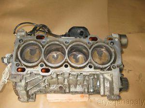 00 01 02 03 04 Volvo S40 V40 Engine Motor Short Block B4204T with Pistons