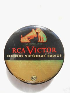 Phonograph RCA Victor Records Victrolas Radios Disc Cleaner Antique