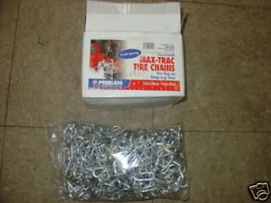 Snowblower Snow Blower Tire Chains 13x500x6 Wheel New
