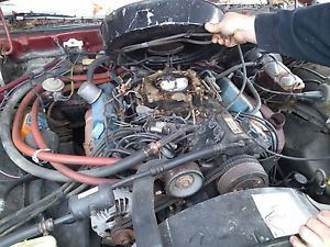 1978 Dodge Plymoth Mopar 440 Engine with Good 727 Tranny Good Runner