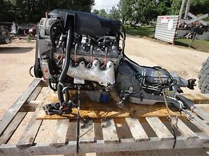 2007 Chevrolet LY6 6 0 Vortec Engine and 2WD 6L90E Tranmission LS2 LSX LS1 L92