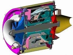 Build Mini Turbine Jet Engine Plans 3D CAD CNC Ready DIY on CD