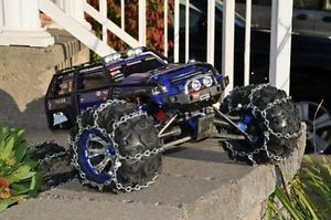 RC Traxxas Summit 1 10th Snow and Ice Tire Chains