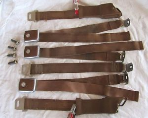 1967 1968 1969 Ford Truck Seat Belts 1970 1971 1972 1973 1974 68 69 70 74 73 72