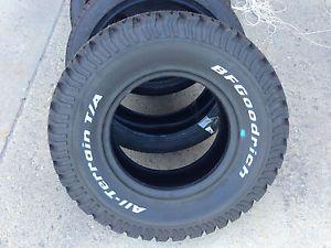 BF Goodrich BFG All Terrain T A LT275 70R16 New Tire 275 70R R16
