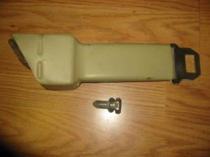 1968 72 Chevy Truck Seat Belt Retractor Lt Tan Single