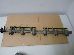Toyota 1jzgte 1JZ 1JZGTTE Twin Turbo Factory Fuel Rail with Injectors