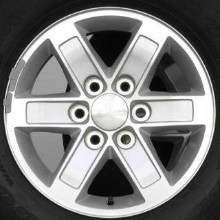 "17"" GMC Sierra 1500 Yukon Factory OEM Wheels Rims Tires"
