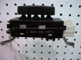 Chevy GMC Pickup Truck Interior Seat Adjust Switch 12450256 D1227 Omron